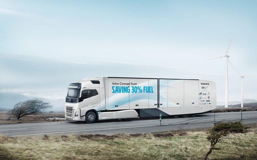 """""""Volvo Trucks 2017"""" koncepcinis sunkvežimis"""