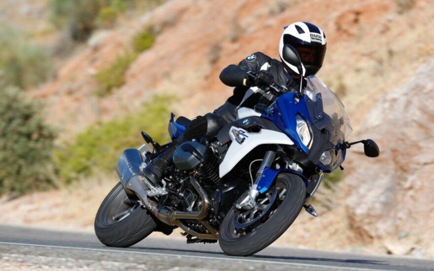 BMW R 1200 RS motociklas