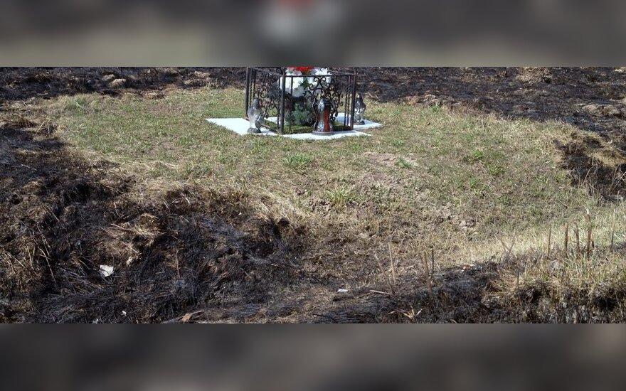Žolės degintojams gresia didesnės baudos