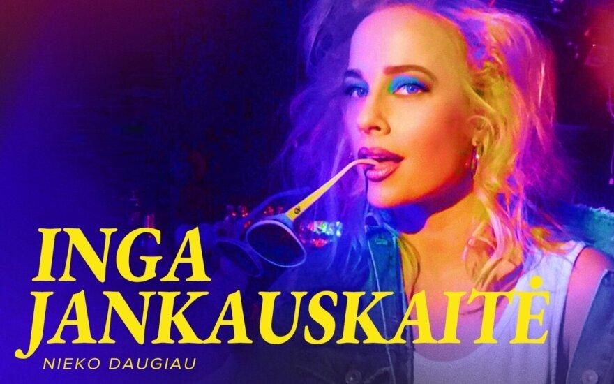 Inga Jankauskaitė, dainos vizualas