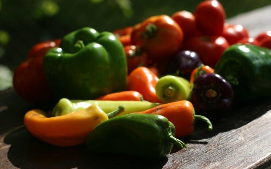 Daugiausia vaisių ir daržovių Europoje suvalgo lenkai