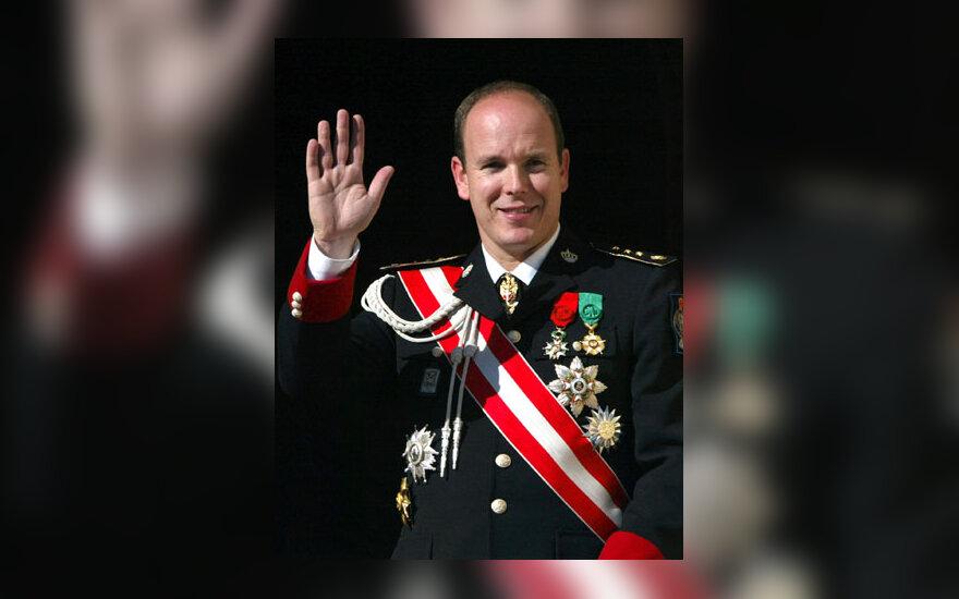 Monako princas Albertas
