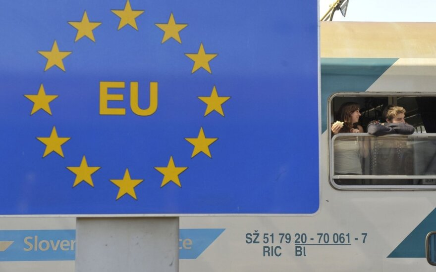 Lithuania says EU border guard must not violate member states' sovereignty