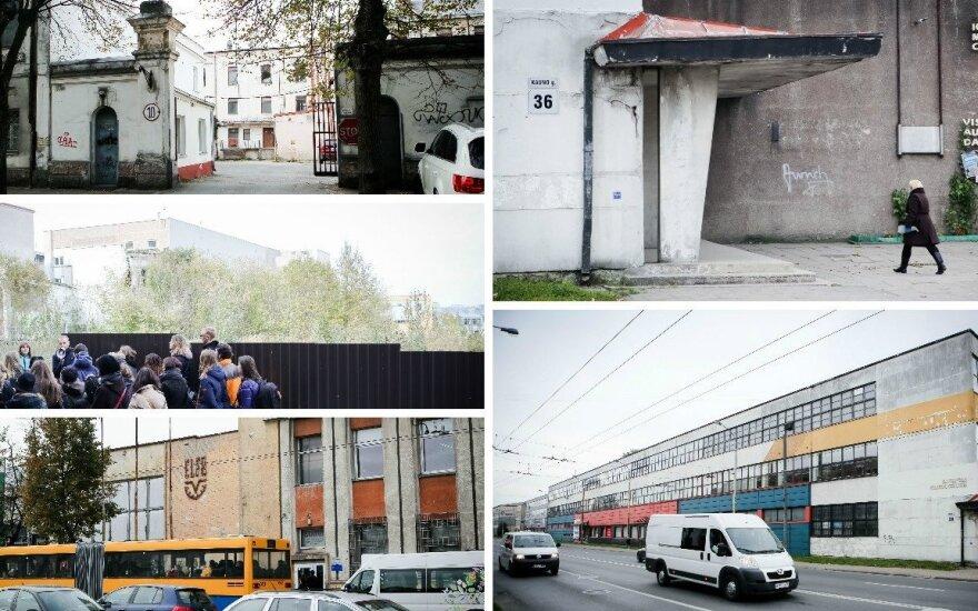Vilniaus Naujamiesčio paslaptys: vieta, kurią slapta lankė kosmonautai