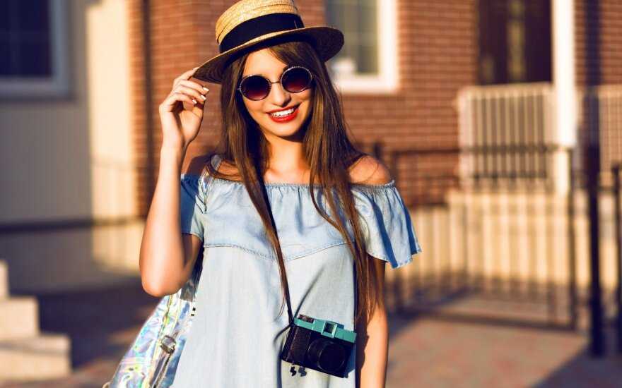 Garsus amerikiečių stilistas siūlo: keisk drabužius – keisk gyvenimą