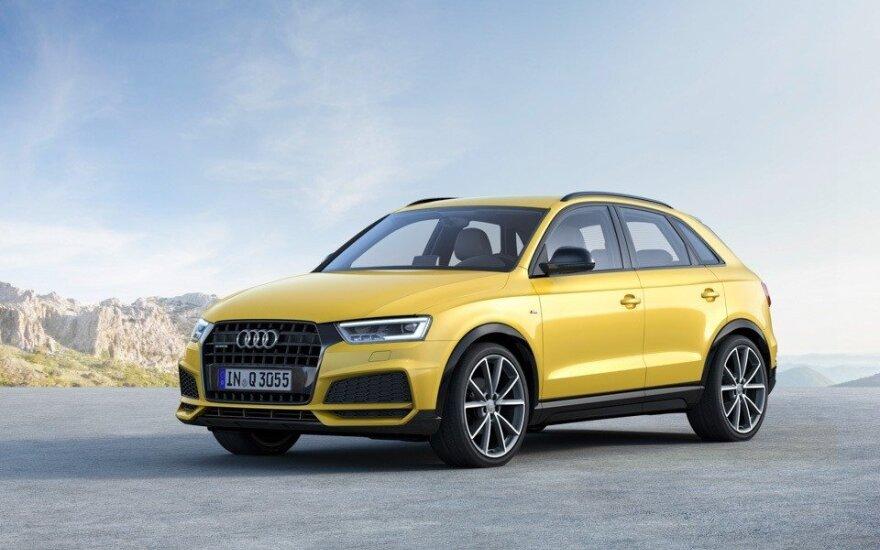 "Padailintas ""Audi Q3"""