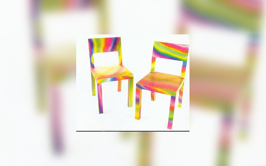Kėdės MATIERES en LUMIERE