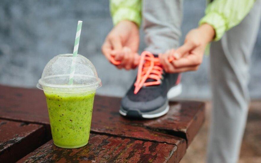 5 mitybos taisyklės bėgiojantiems