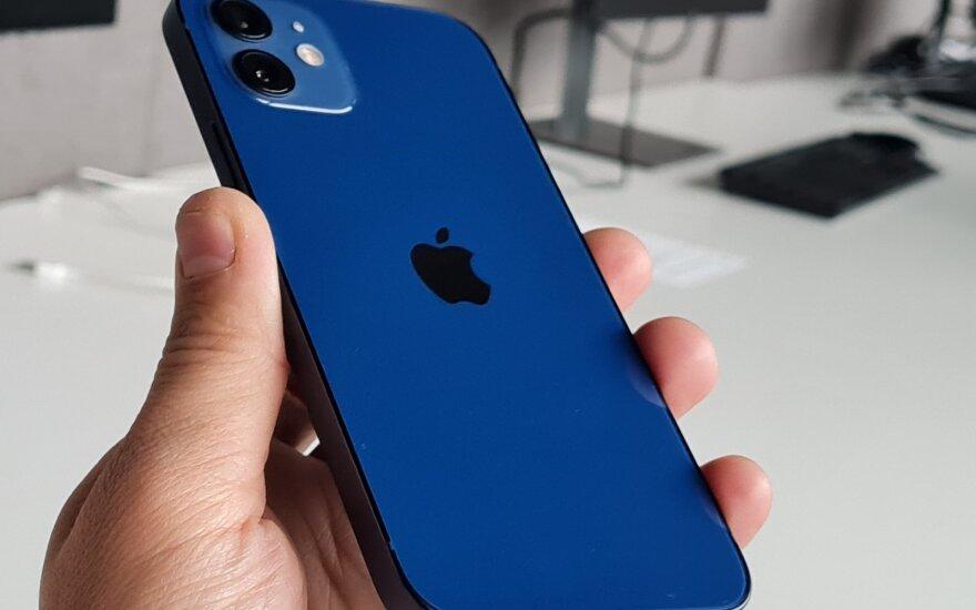 iPhone 12 ir iPhone 12 Pro
