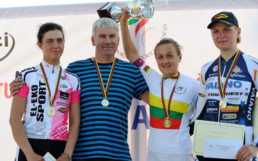 K. Sosna iškovojo ketvirtą pergalę iš eilės