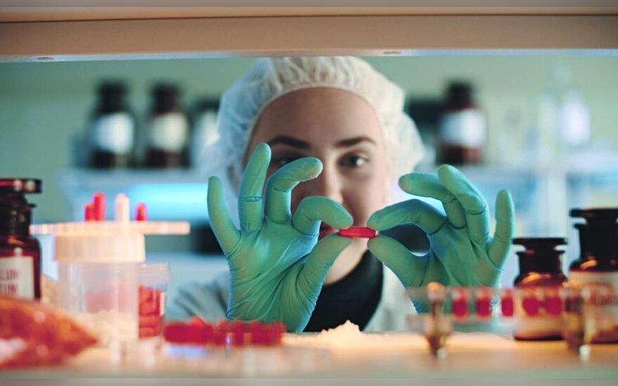 Ateities specialybė: vaistininkas, vaistų kūrėjas – nepakeičiamas ir visiems reikalingas