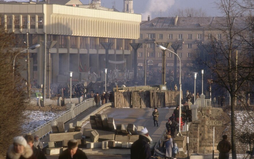 Vilnius, January 13, 1991