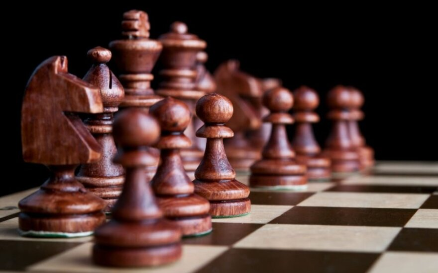 Šeštadienį Vilniuje prasideda Lietuvos šachmatų čempionato finalas