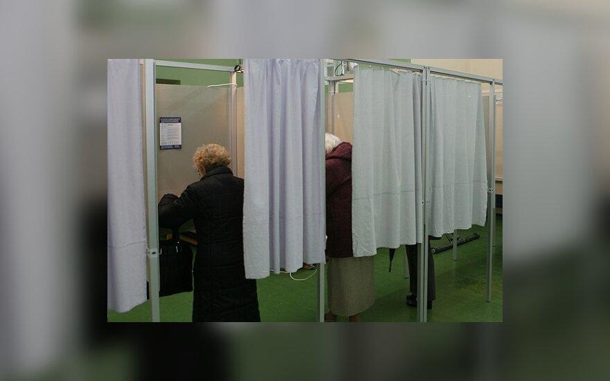 Seimo rinkimuose dalyvautų tik pusė rinkėjų