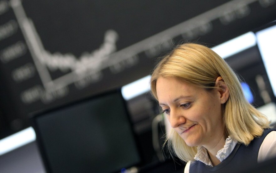 Europos akcijų rinką palaiko įmonių ataskaitos
