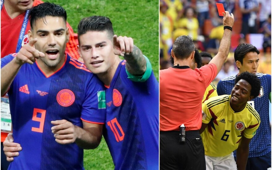Kolumbijos rinktinė, Carlosas Sanchezas