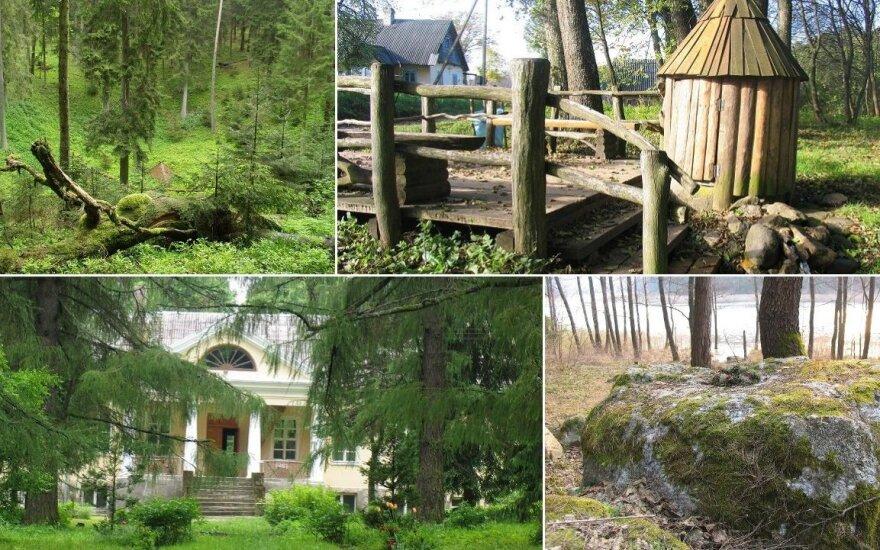 TOP 10 Aukštadvario regioninio parko objektų