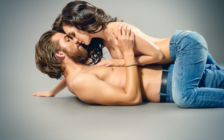 9 mitai apie seksą, kuriais nereikėtų tikėti