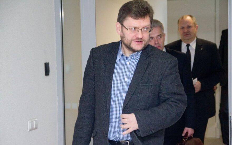 Koronavirusas nustatytas parlamentarui: antradienį dalyvavo Seimo posėdyje
