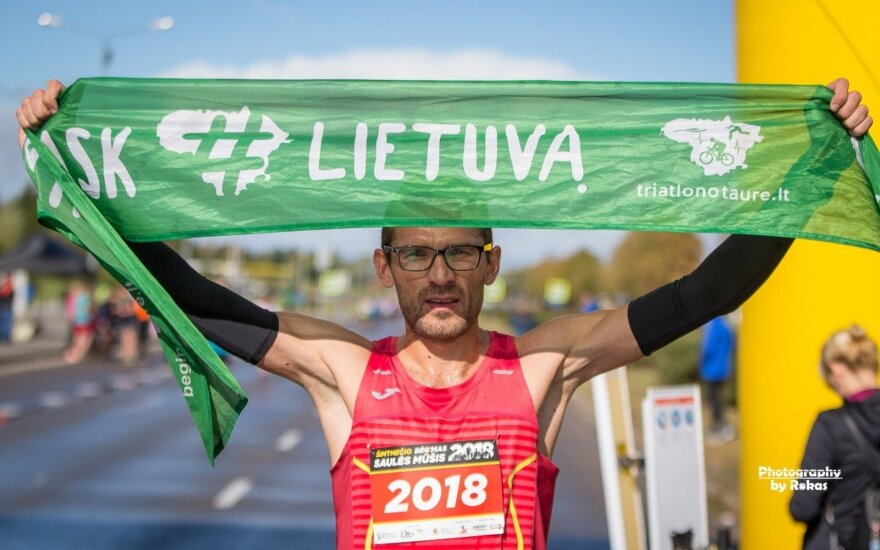 Lietuvos bėgimo taurės XV etapas: Saulės mūšio bėgimas