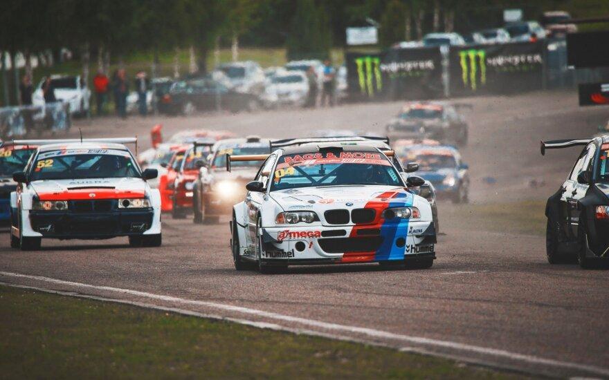 """Fast Lap"" sezonas baigėsi keturiais Lietuvos čempionų titulais"