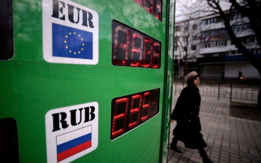 Kur Rusija slepia savo pinigus: ar Vakarai juos pasieks?