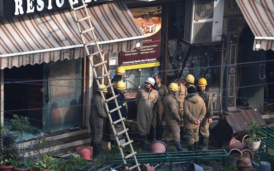 Tragedija viešbutyje nusinešė 17 žmonių gyvybes: per 15 min. visas kambarys pajuodo