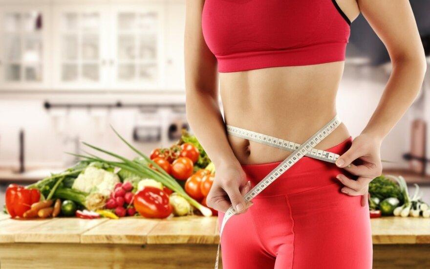 Ką valgyti, kad ir energijos užtektų, ir kilogramai neaugtų?