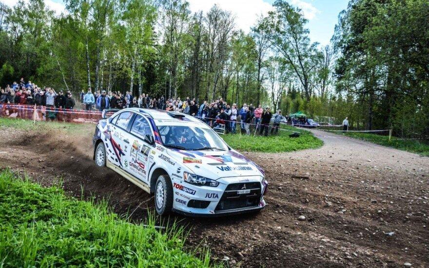 """Pasiruošimas """"Samsonas Motorsport Rally Utena 2015"""""""