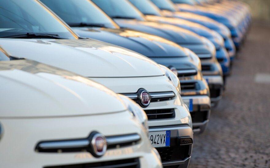 """Atnaujintas """"Fiat 500X"""" modelis"""