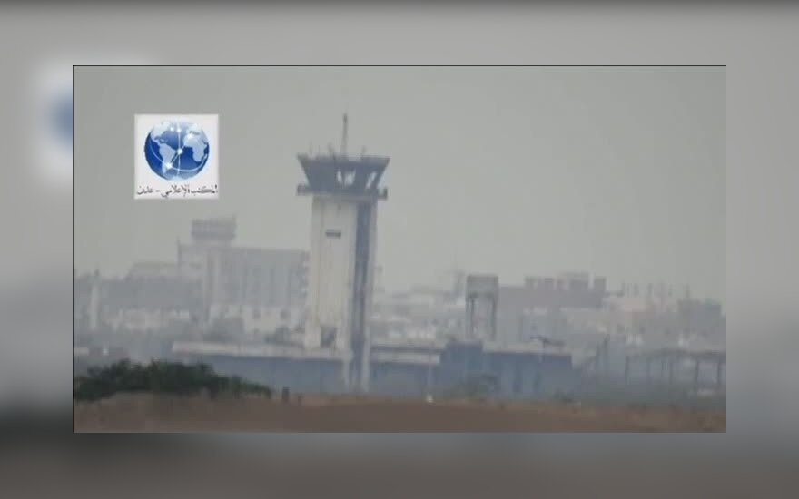 Svarbiame Jemeno uostamiestyje įsiplieskė kautynės dėl oro uosto