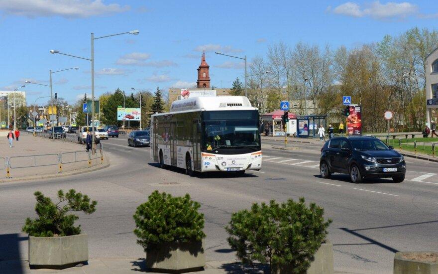 Nuo pirmadienio – pokyčiai Panevėžio autobusų maršrutuose