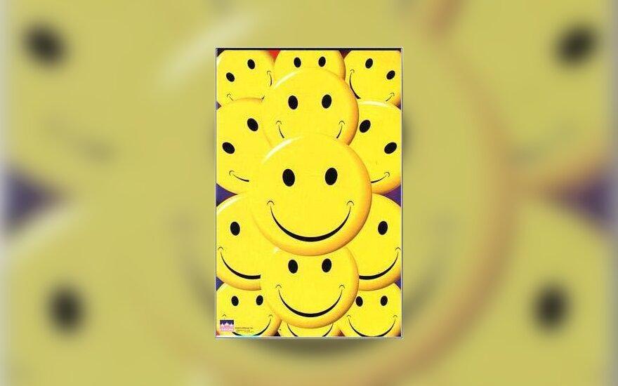 Smily faces, šypsenytės
