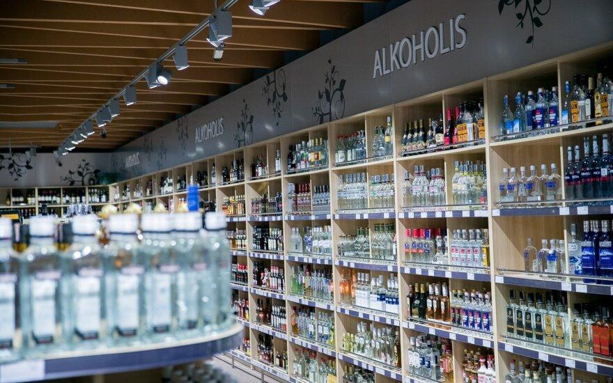 Šis savaitgalis ypatingas – nusipirkti alkoholio bus beveik neįmanoma
