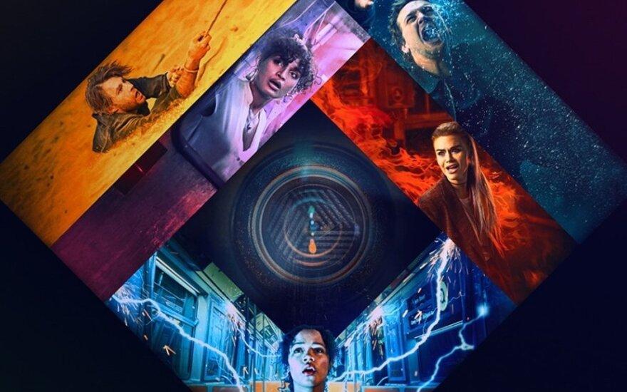 """Filmo """"Pabėgimo kambarys 2: išėjimo nėra"""" plakatas"""