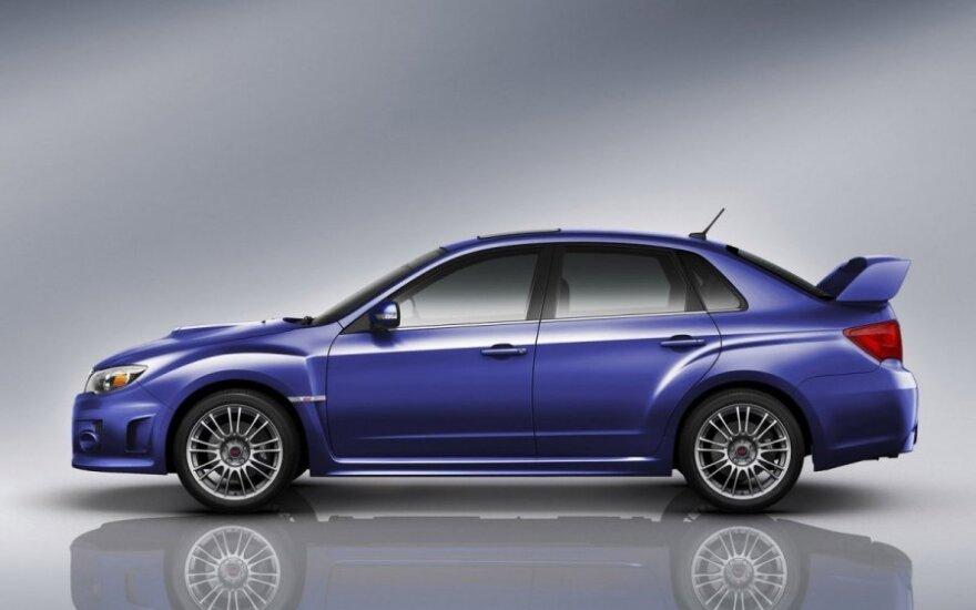 Subaru WRX STI sedanas