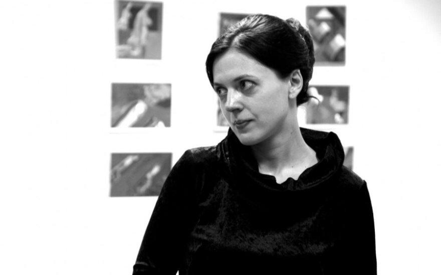Meno rinkos agentūros direktorė Simona Makselienė