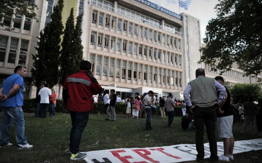 Investuotojai įdėmiai stebi Graikijoje vykstančius įvykius