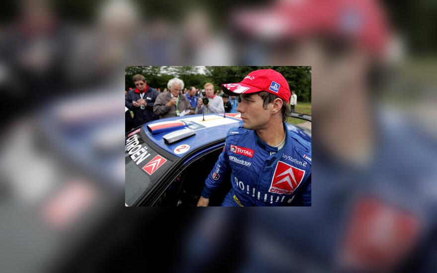 "Sebastien Loeb su ""Citroen Xsara WRC"""