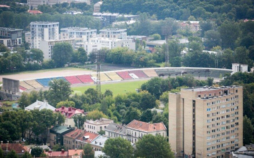 Vilnius Žalgiris Stadium