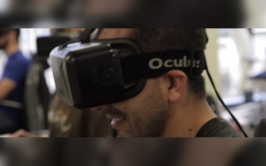 """""""Oculus Rift DK2"""""""