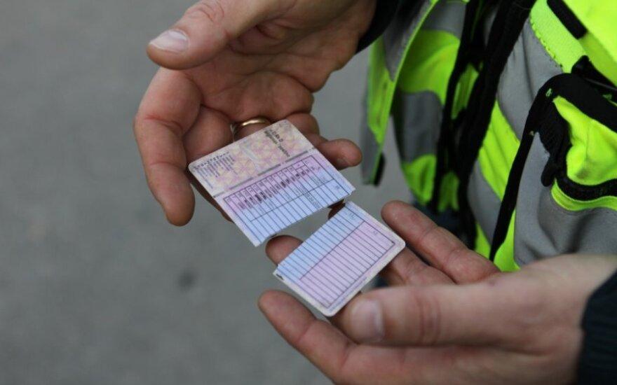 Policijos reidas Utenos apskrityje