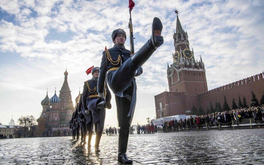 Rusija šių metų sausį neteko 1,5 karto daugiau privataus kapitalo
