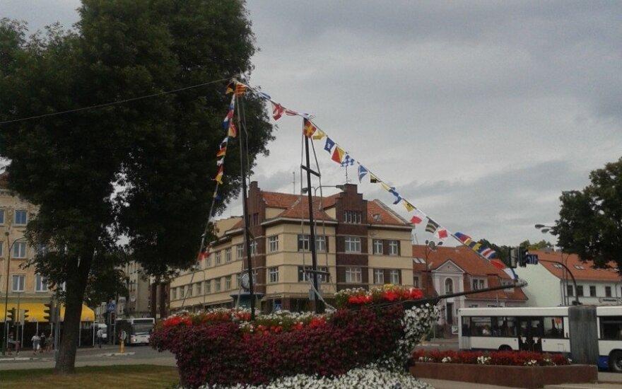 Klaipėdos Atgimimo aikštė