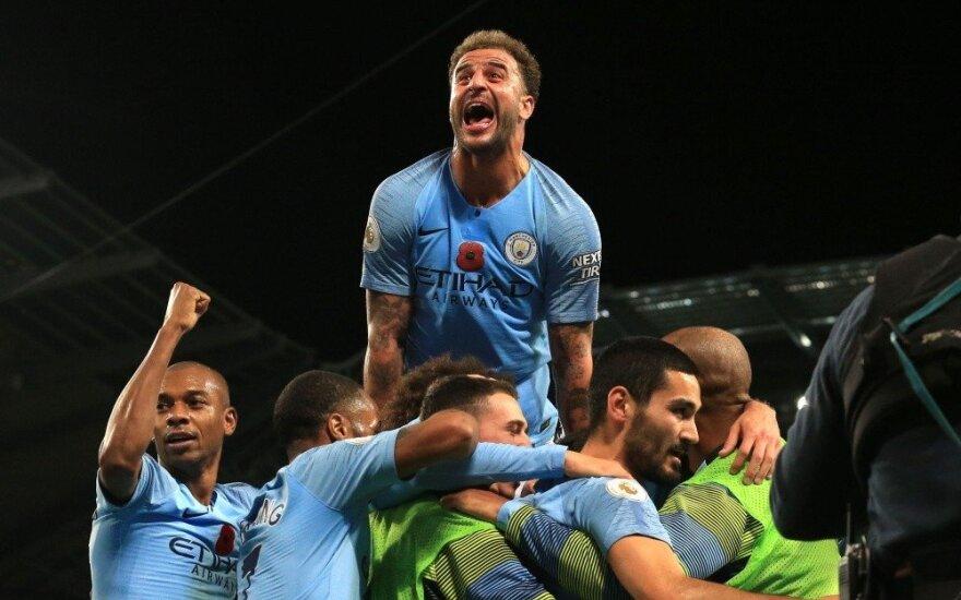 Mančesterio derbyje – Mourinho kapituliacija