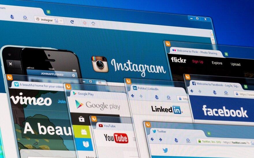 Spąstai socialiniuose tinkluose: kaip nepasimauti ant netikrų profilių?