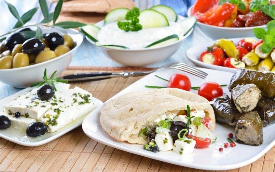Gurmaniškos kelionės: ką paragauti Graikijoje
