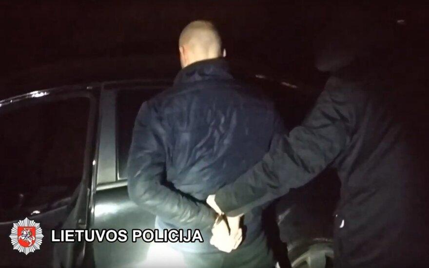 Pamatę policijos operaciją vilniečiai puolė skambinti 112