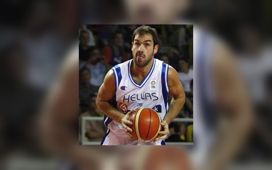 Vassilis Spanoulis (Graikija)
