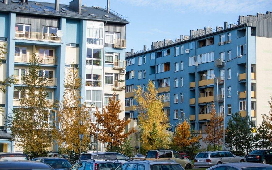 Sklypas Perkūnkiemyje, kur turėjo iškilti darželis, parduodamas už 0,4 mln. eurų